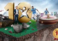 Betsafe firar 10 år med tio veckor av dagliga erbjudanden, prisdragningar & historia