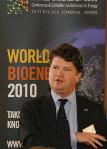 Ambassadör Matthew Barzun om USA:s roll i klimatpolitiken: - Nu är vi med i matchen!