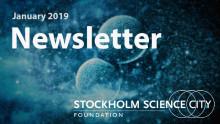 Stockholm Science City Newsletter - January 2019