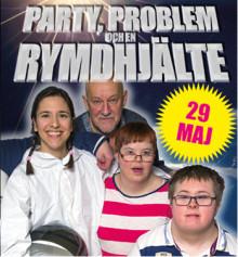 Filmgala i Falkenberg idag - Party, problem och en rymdhjälte