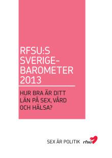 RFSU:s Sverigebarometern 2013