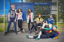 Festkveld for unge på Munchmuseet
