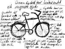 Kom på utställning: 100 år på två hjul, expectrum visar framtidens cykel