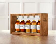 Balvenie hedrar sin maltmästare med exklusiv whiskysamling