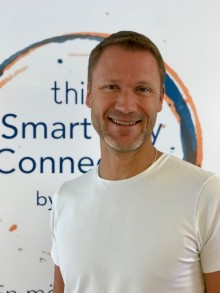 Martin Edofsson leder Smart City Connection