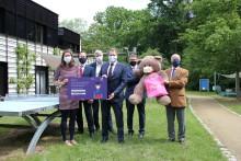 Corona-Hilfe: Deutsche Bank spendet 137.950 Euro an das Kinderhospiz Bärenherz