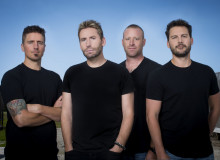 Nickelback slipper nytt album Feed The Machine