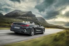 Nya BMW 8-serie Cabriolet – lyxoffensiven fortsätter
