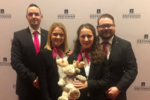 Family Enterprise team win invaluable experience from global competition