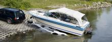 På tide å ta opp båten? Her er rådene for et trygt båtopplag i vinter