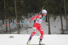 Sigrid Bilstad Neraasen beste norske på normalprgorammet i Junior-VM