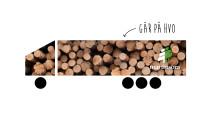 Martinsons CO2-utsläpp från transporter har minskat med närmare 2 000 ton på ett drygt halvår