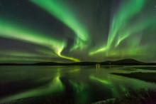 北上芬兰,体验绚烂极光之旅