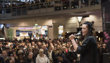 Miriam Bryant blev Årets Göteborgare inför storpublik