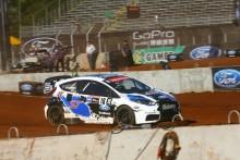 Ford Fiesta och Patrik Sandell tävlar i X Games när det nu kommer till Europa