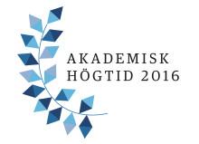 Sju nya professorer installeras när Högskolan i Halmstad firar akademisk högtid