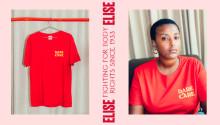 RFSU släpper ny kollektion av ELISE - kläder som tar ställning