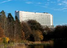 Danderyds sjukhus vidtar åtgärder för en ekonomi i balans