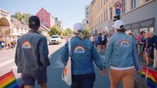 Oslo en av de tio mest HBTQ-vänliga städerna i världen