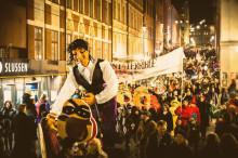 Häng med Suicide Rescue på Skandinaviens största Halloweenfestival och parad!