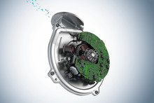 ebm-papst visar gasfläktar för digitala värmekoncept och nya centrifugalfläktar på ISH i Frankfurt