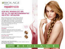 Matrix Biolage Advanced Repair Inside - Presstext