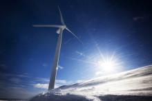 Isig testplats ska locka världens vindindustri till Sverige