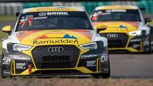 Tobias Brink fullbordar Brink Motorsports guldsatsning i STCC 2020