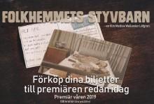 """Folkhemmets styvbarn"" - ny dokumentärfilm under produktion"