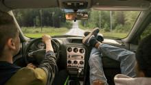 14-åringar på livets roadtrip