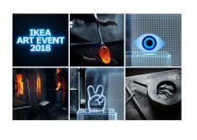 IKEA ART EVENT 2018 – Lekfull glaskonst