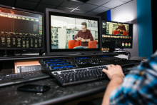 Sky picks Canon display for 4K post production system