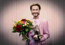 Årets Lisebergsapplåd delas ut till Christer Lindarw