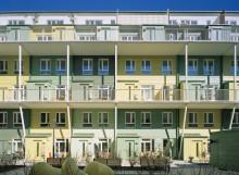 Rusning till bostadsvisning - sålde med hög vinst
