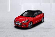 Nya Hyundai i20: smartare, säkrare och snyggare