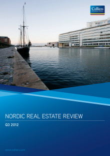 Colliers Nordic Real Estate Review hösten 2012