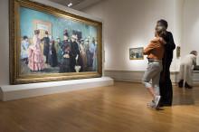 Solid publikumsrekord for «Kongelige reiser» gir gode besøkstall for Nasjonalmuseet