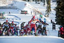 Laguttak World Cup Östersund og IBU Cup Idre