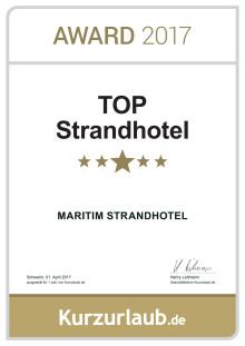 TOP Strandhotel: Maritim Strandhotel Travemünde
