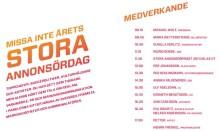Stora Annonsördagen 2011