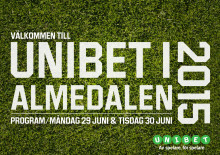 Unibets program i Almedalen 2015
