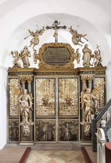 Østjyske kirker er historiske skatkamre