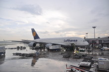 Lufthansa A380 begins scheduled operations at Changi Airport