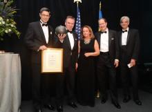 Kretsloppsbaserad vattenreningsteknik vinner Green Award 2015