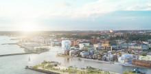 Byggstart för en helt ny stadsdel i Helsingborg