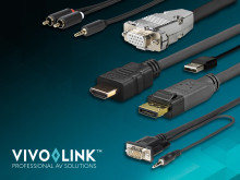 VivoLink is The New High-End Cable Brand for AV Professionals