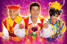 8 magical North East pantos