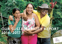 Sustainability Report 2016/2017