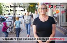 """""""Vi lever med smittfri hiv."""""""