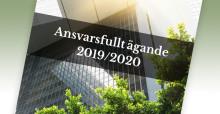 Sveriges främsta pensionsbolag inom hållbara investeringar